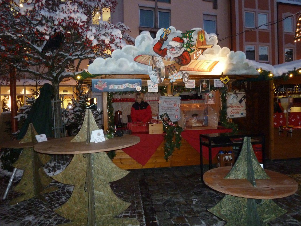 Weihnachtsmarkt Aichach.Luftsportverein Aichach Segelflug Und Motorflug In Aichach
